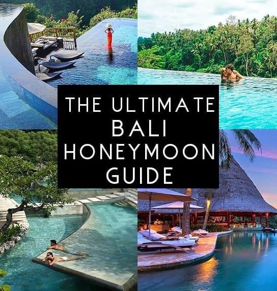Bali Honeymoon Resorts 5 Star
